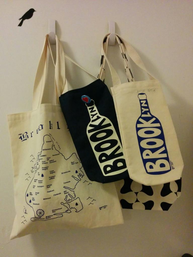 BKLYN 15 bags