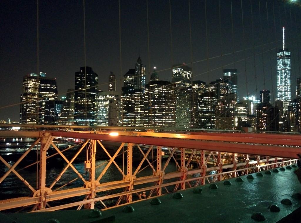 BKLYN 15 bklyn bridge night