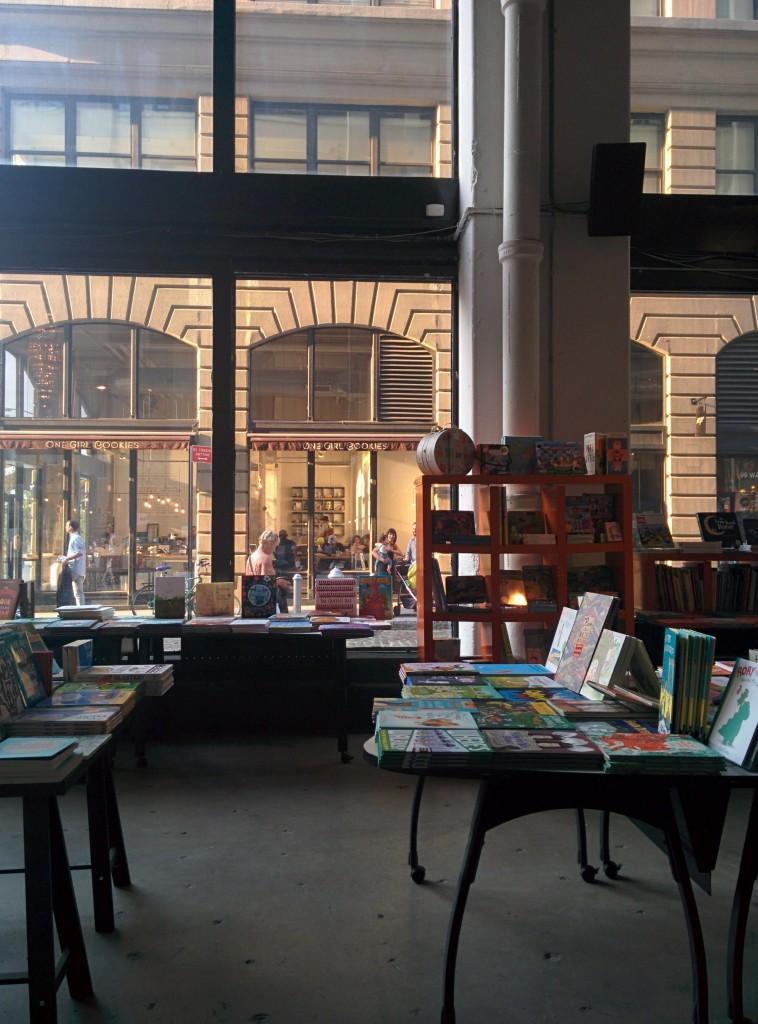 BKLYN 15 librairie dumbo