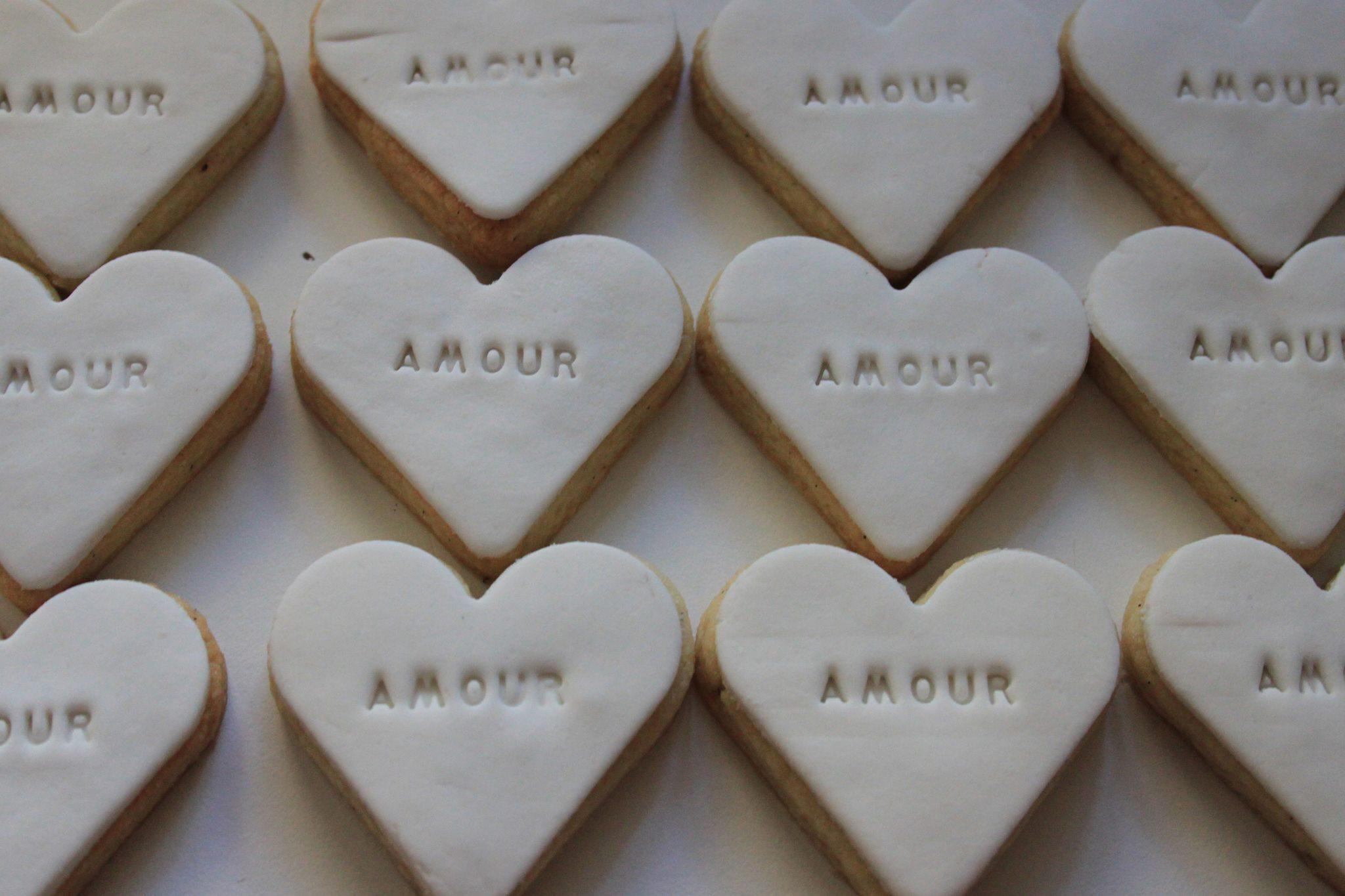 Sablés amour, atelier @Cocottes Gourmandes