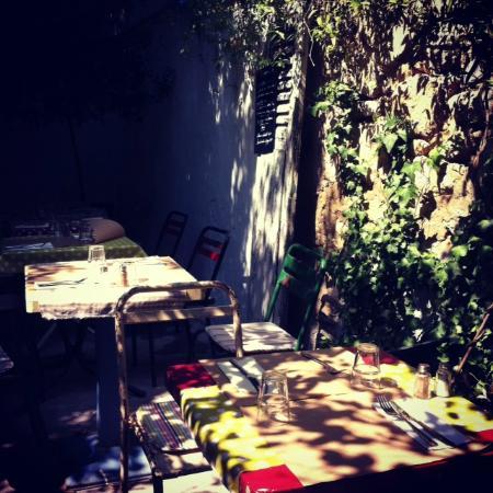 Salon de thé - restaurant Chic et Bohème - quartier Beaux-Arts