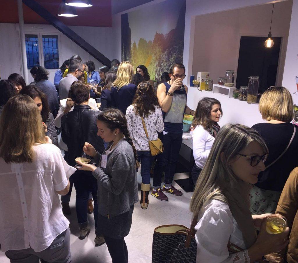 Apéro Blogueurs Montpellier chez Mazette, fast good à St Aunès