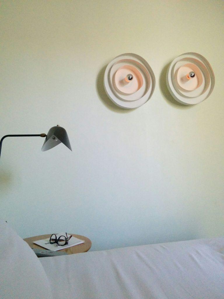 Arles lampes yeux