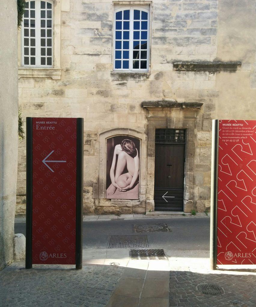 Arles musée reattu