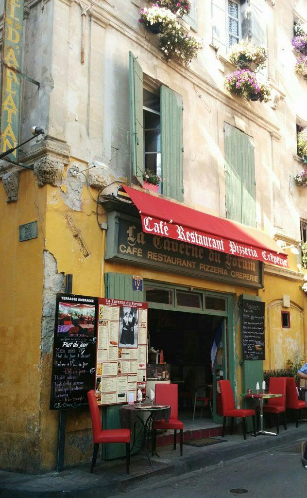 Arles pizzeria