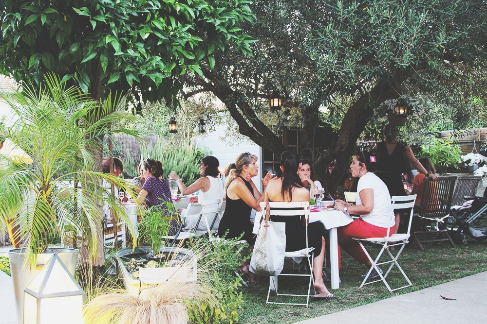 Un Apéro Blogueurs Montpellier chez Joséphine en ville