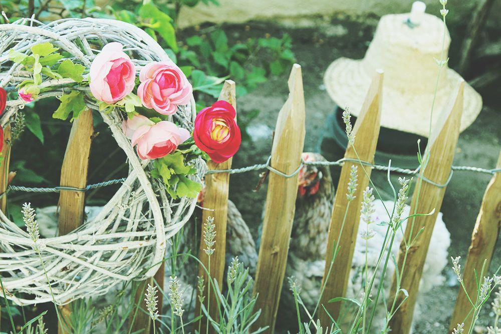 Jo détails couronne jardin
