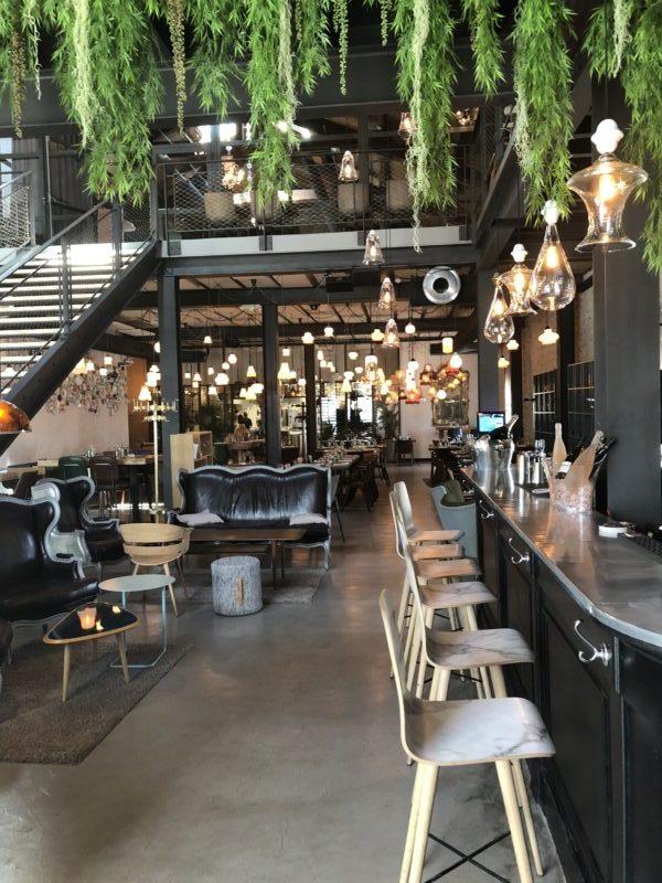 Christian Collot - Restaurant Terminal #1 (Frères Pourcel)